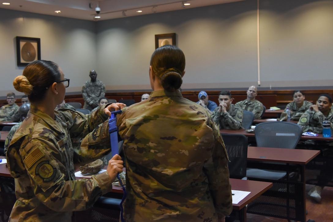 (U.S. Air Force photo by Staff Sergeant Ashley L. Gardner)