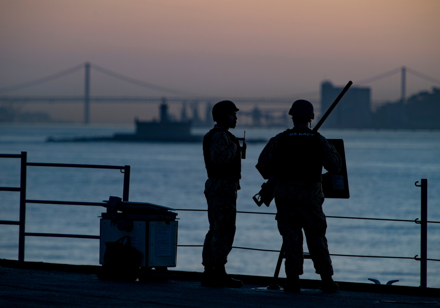 USS Mount Whitney (LCC 20); Lisbon, Portugal;