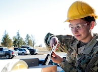 Why I Serve: Army Reserve Engineer making the most of her career