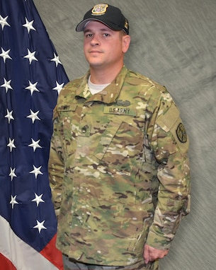 Staff Sgt. Conrad White