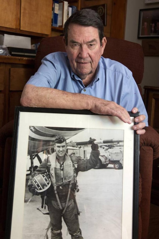 USAF Col.(retired) Jack Van Loan
