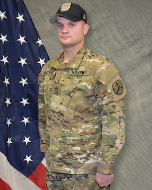 Staff Sgt. Jacob Armstrong
