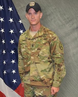 Sgt. 1st Class Joel Turner