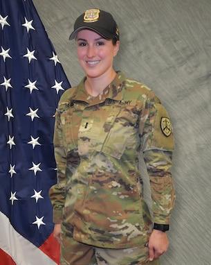 1st Lt. Sarah Beard