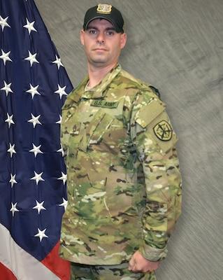Sgt. 1st Class Michael McPhail