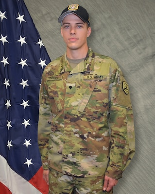 Spc. Timothy Sherry