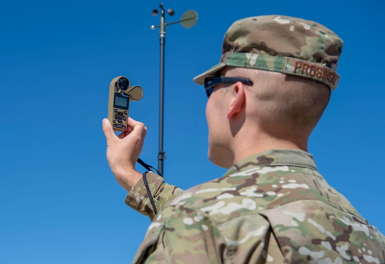 54th OSS weather flight provides mission essential expertise