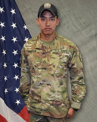 Staff Sgt. Kevin T. Nguyen