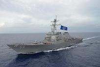 USS John S. McCain's Return to Warfighting Readiness