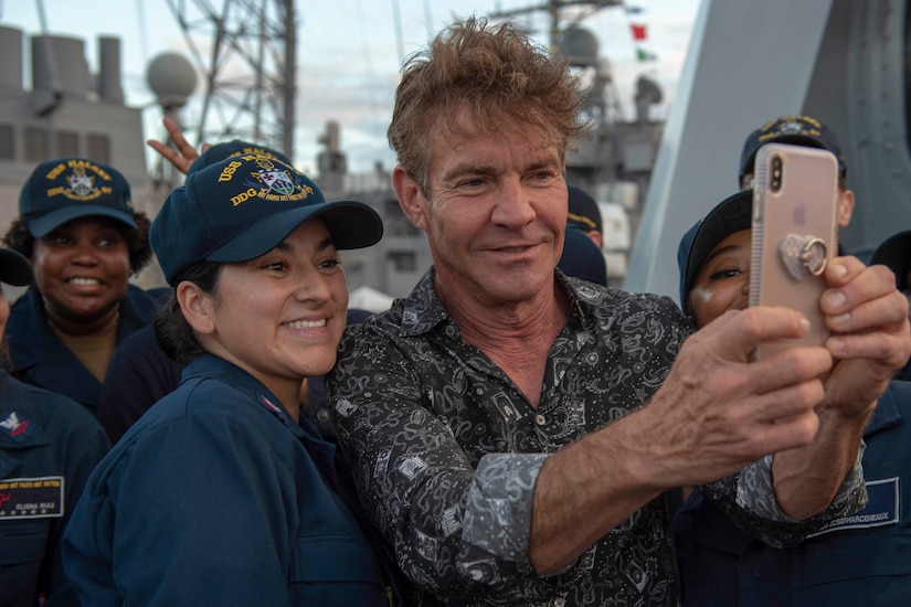 Navy Seaman Aja Bleu Jackson