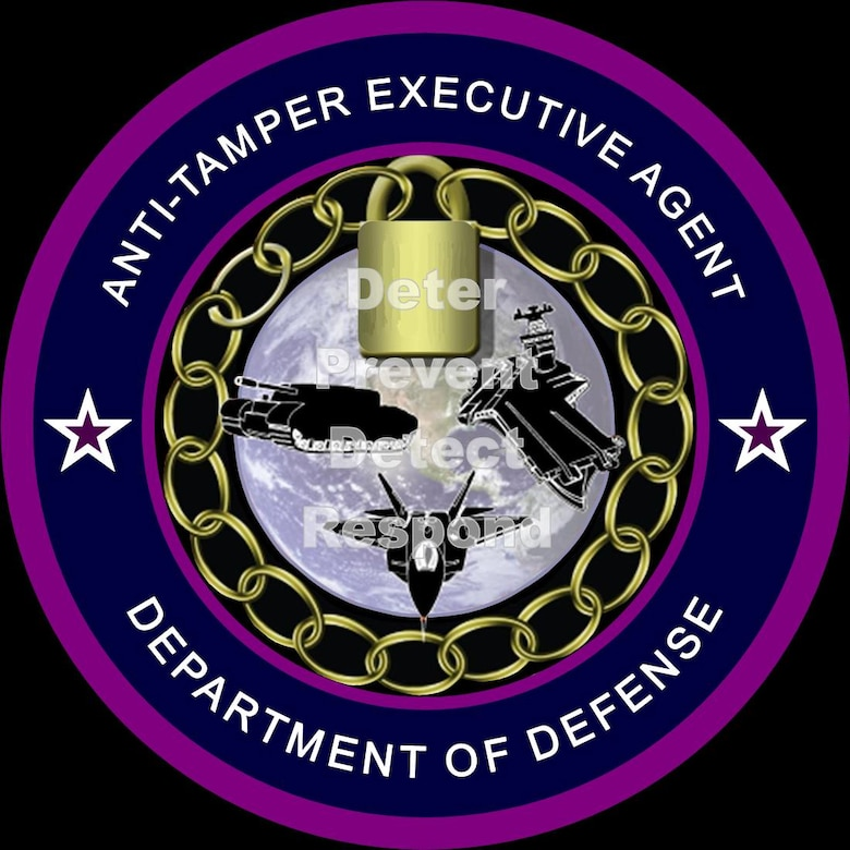 Anti-Tamper encompasses the systems engineering activities intended to prevent and/or delay exploitation of Critical Program Information in U.S. weapons systems. (U.S. Air Force graphic)