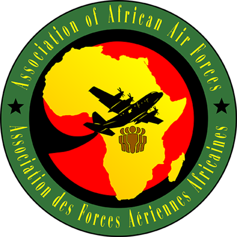 The current logo for the Association of African Air Forces. (Courtesy Graphic)