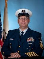 Photo of Command Master Chief Heath B. Jones