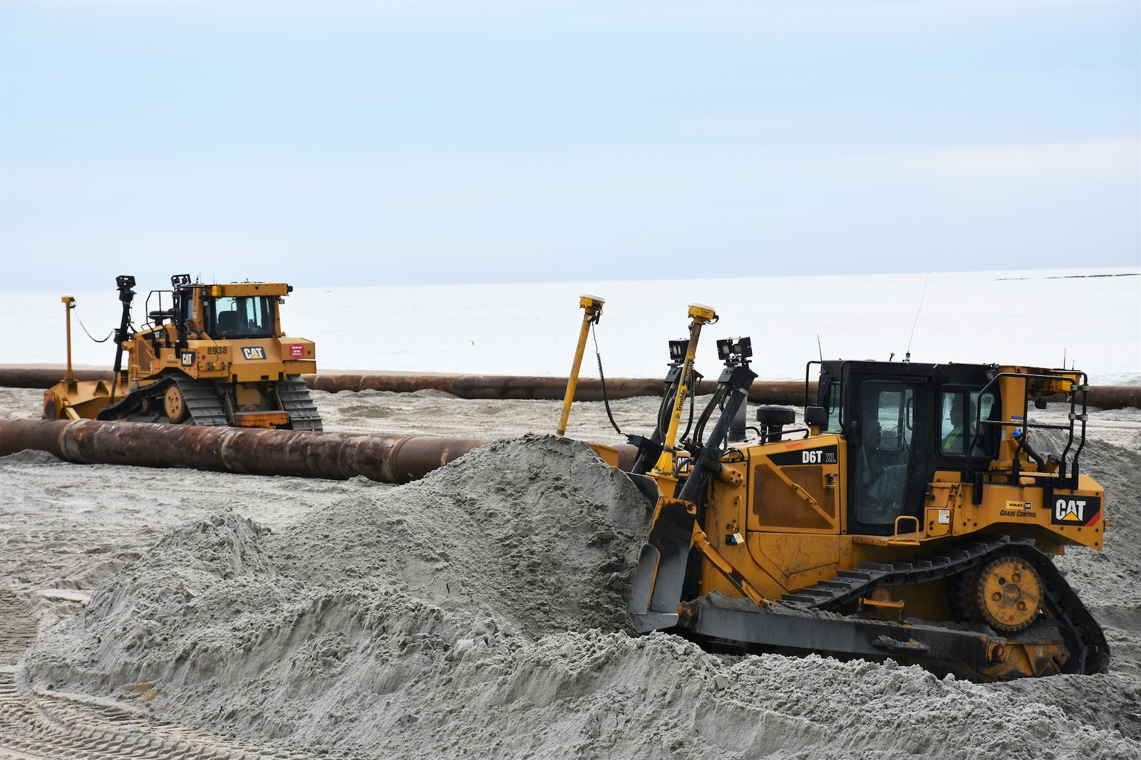 Fire Island Inlet to Moriches Inlet Stabilization Project, Long Island, N.Y.