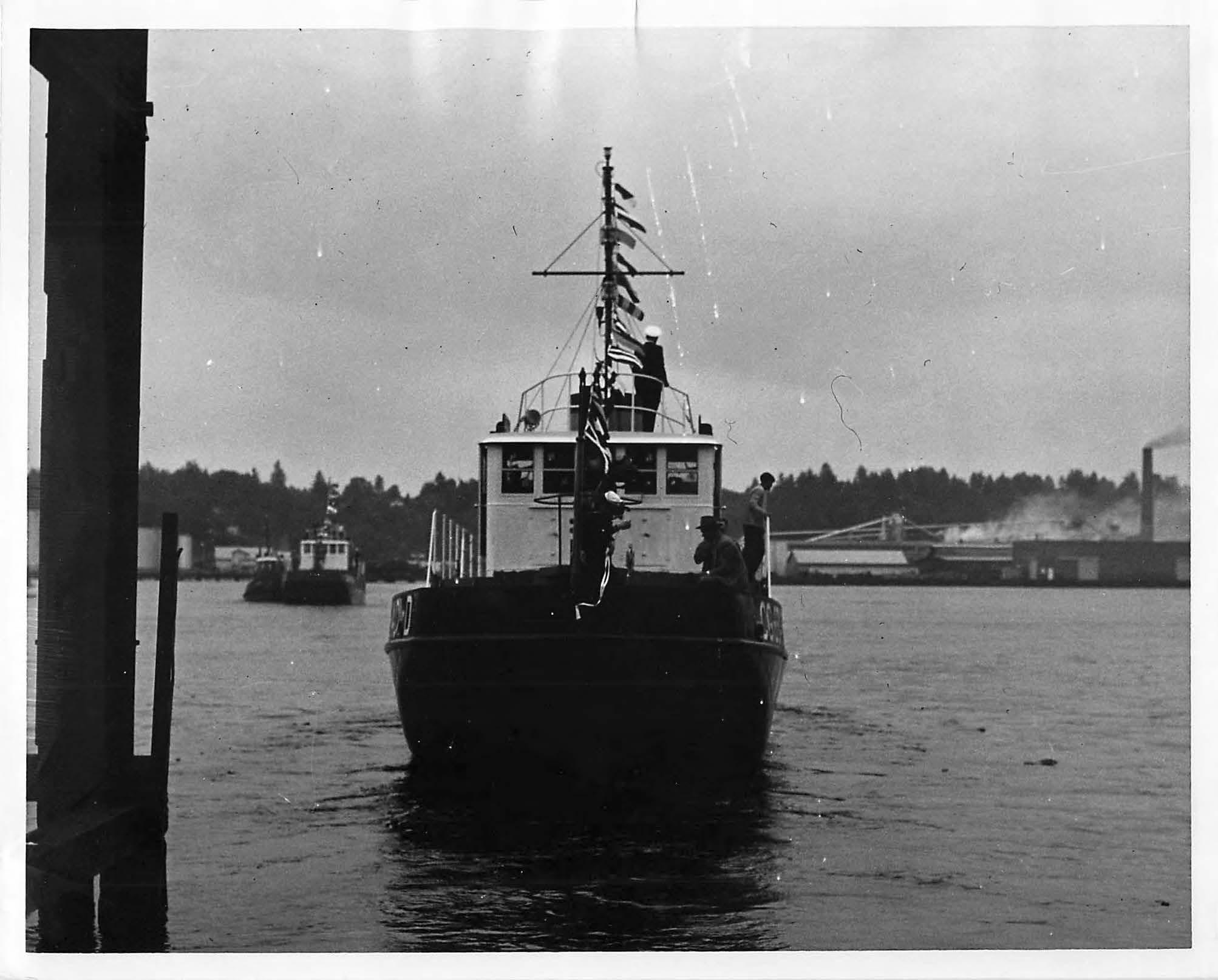 US Coast Guard Cutter Clamp Cochito Cowslip Dauntless Gasconade George Cobb Ida