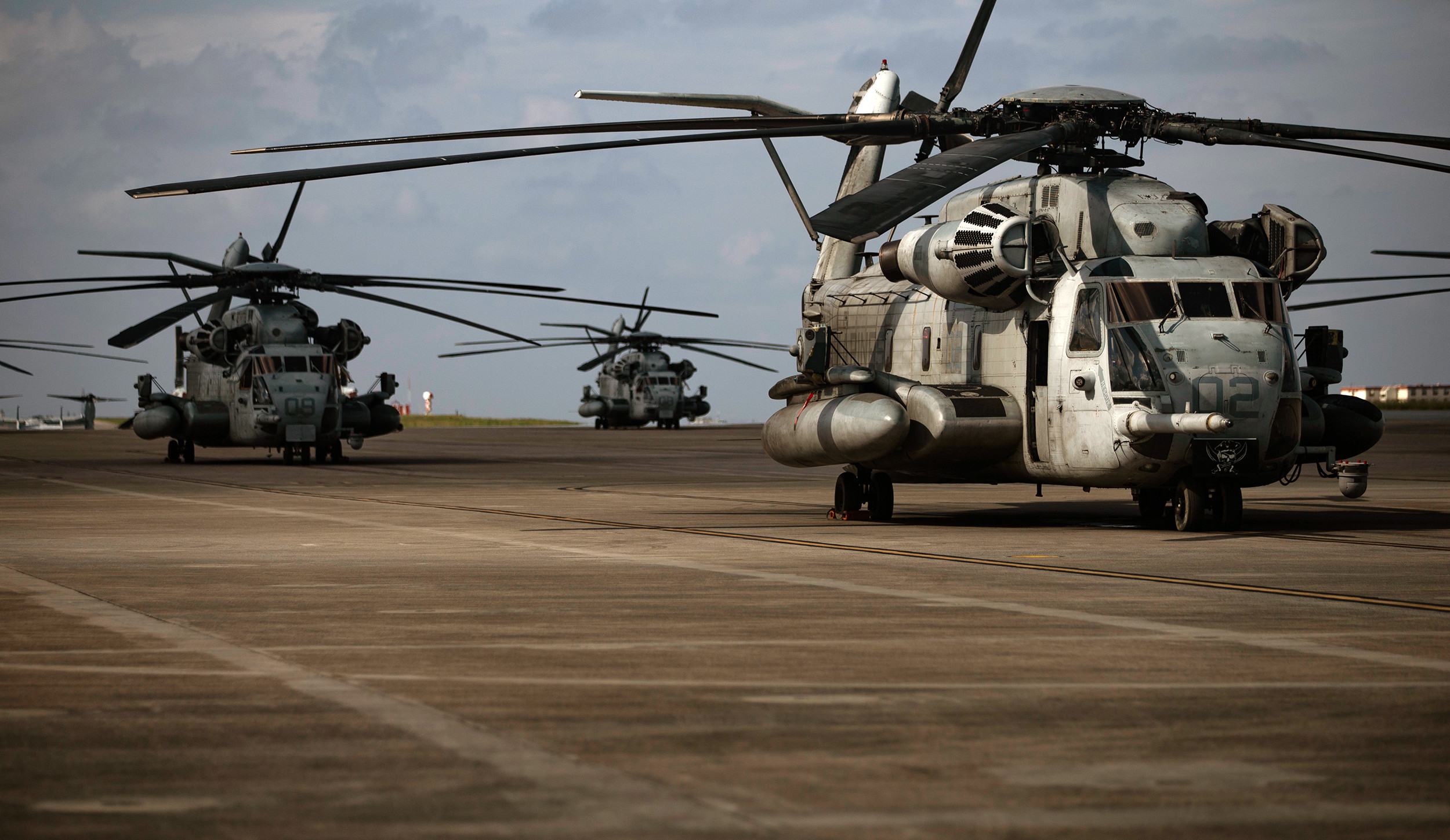 U.S. Marines – The Importance of Rapid Deployment Operations