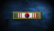 Wear of ROK Presidential Unit Citation ribbon authorized for 7 AF Personnel