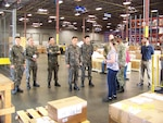 Top logistic officials from the Republic of Korea visit DLA Distribution San Diego