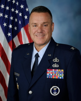 Col. Jeffrey S. McLemore is the is Vice Commander of Air Force Recruiting Service, Headquarters Air Education and Training Command, Joint Base San Antonio-Randolph, Texas