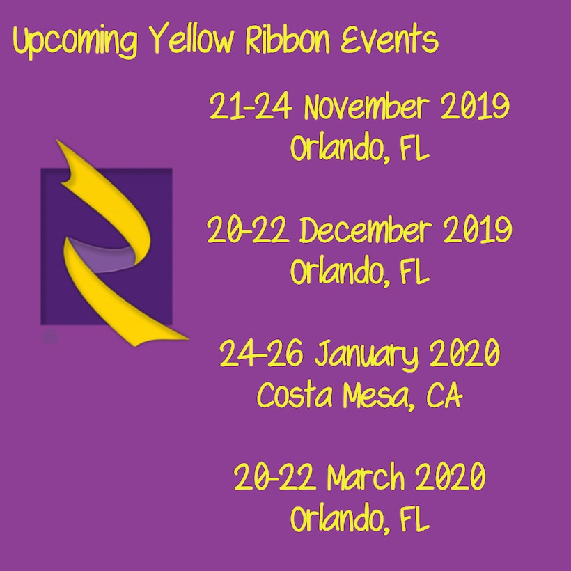 Upcoming YR events