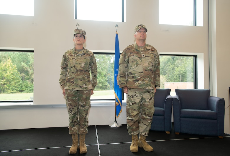 Assumption of command, aoc, ceremony