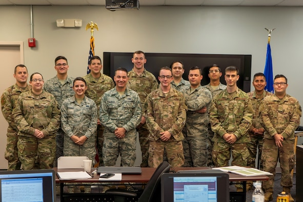 Air Mobility Command Mission Defense Team cyber defense training