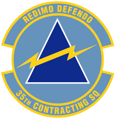 35th Contracting Squadron