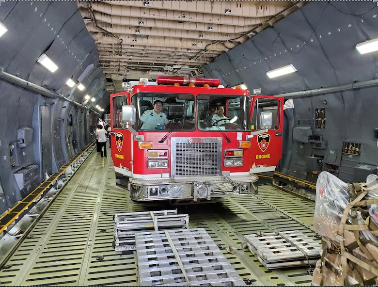 Westover airlifts humanitarian mission to Guatemala