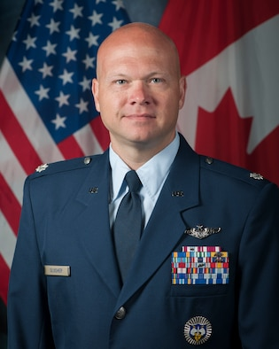 Lt. Col. Matthew Slusher Bio Photo