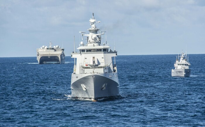 This year marks the 25th iteration of CARAT, a multinational exercise designed to enhance U.S. and partner navies' abilities to operate together in response to traditional and non-traditional maritime security challenges in the Indo-Pacific region.