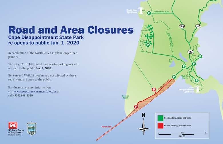 North Jetty Closure