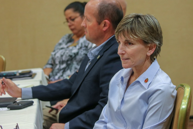 Ambassadors Communicating Strategically within Civilian Communities