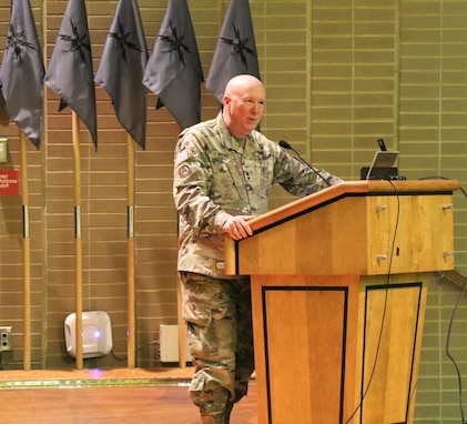 Army Reserve Cyber Commander Shares Next Step Elements To Shape Soldier Success
