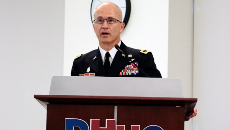 Army Lt. Gen. Ronald Place, the incoming director of the Defense Health Agency, previously served in DHA as director of the National Capital Region Medical Directorate, the transitional Intermediate Management Organization, and the interim assistant director for health care administration. (MHS photo)