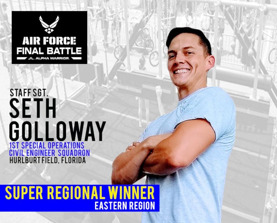 Staff Sgt. Seth Golloway