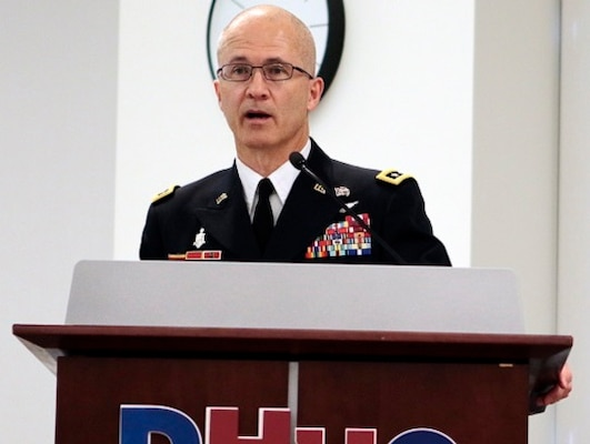 Army Lt. Gen. Ronald Place, the new director of the Defense Health Agency, previously served in DHA as director of the National Capital Region Medical Directorate, the transitional Intermediate Management Organization, and the interim assistant director for health care administration.