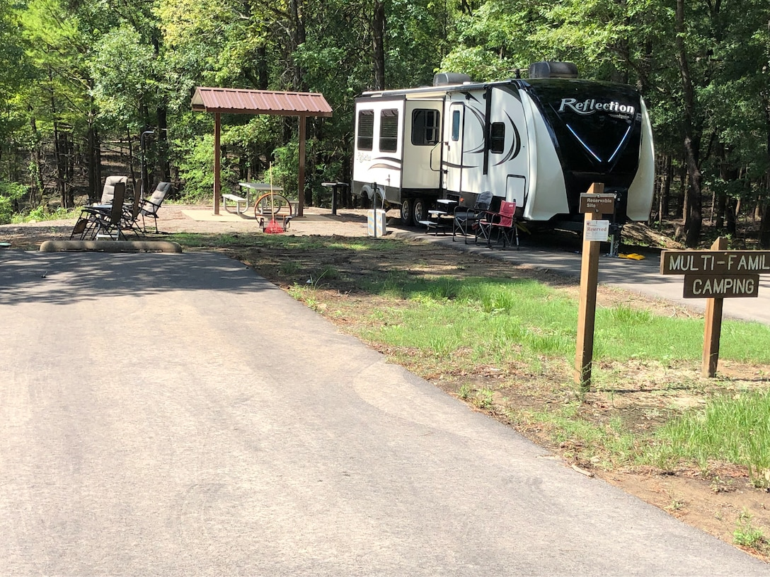 Even though a lot of campgrounds are closed along the Arkansas River, there are still numerous campgrounds still open for business.