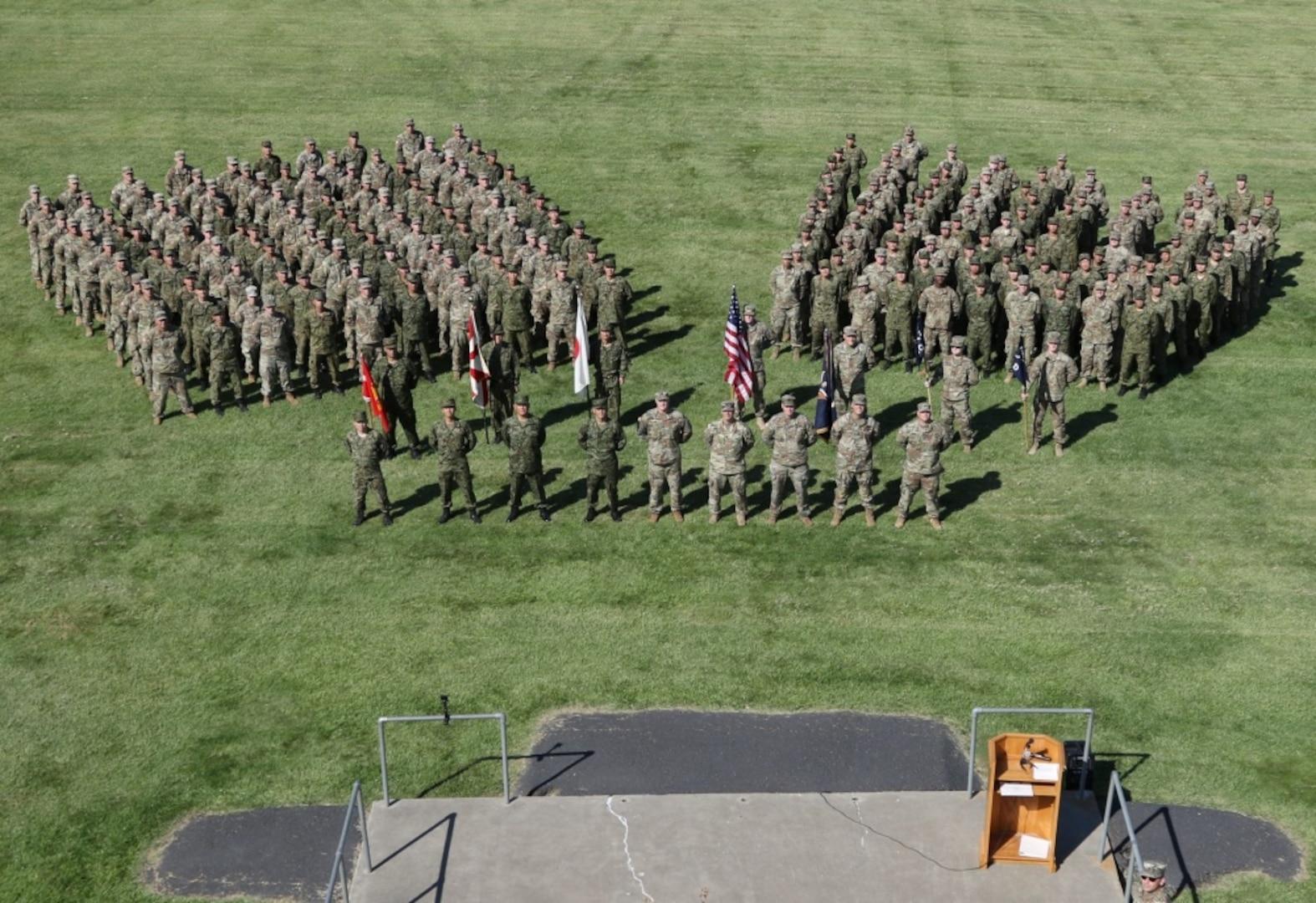 Discipline Exemplified: Japan's 25th Infantry Regiment joins Rising Thunder 2019