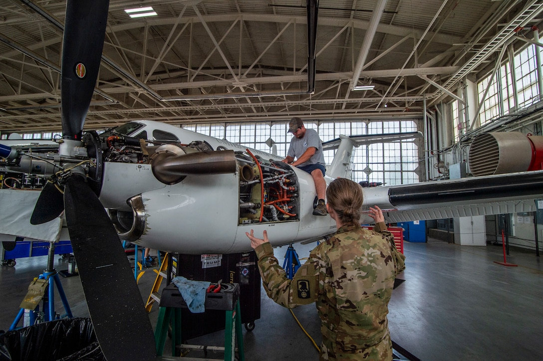 Army Reserve aviation:  Providing MILAIR at a moment's notice