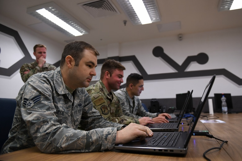 Mission defense teams (MDTs) were first introduced in 2014 as part of the Cyber Squadron Initiative, an Air Force-wide effort that aims to provide mission assurance through active cyber defense and preventative maintenance.