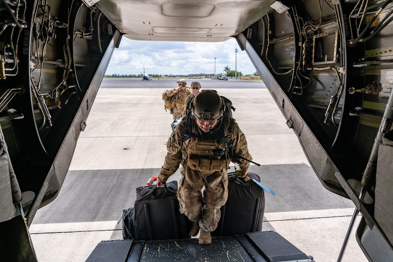 Reserve Citizen Airmen, civilians and contractors from Homestead Air Reserve Base are supporting U.S. Northern Command, federal agencies and other non-governmental organizations to provide assistance to the relief efforts in The Bahamas.
