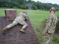 Retention event with realistic Army training