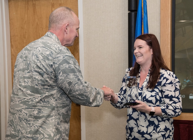 AFLCMC-Hanscom financial managers capture awards