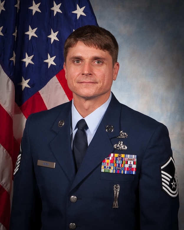 On September 9, the National Safety Council awarded the Rising Star of Safety award to Master Sgt. Jeremy Nixon, Headquarters Pacific Air Forces occupational safety manager, for his continued dedication to safety and contributions to the Air Force safety community.