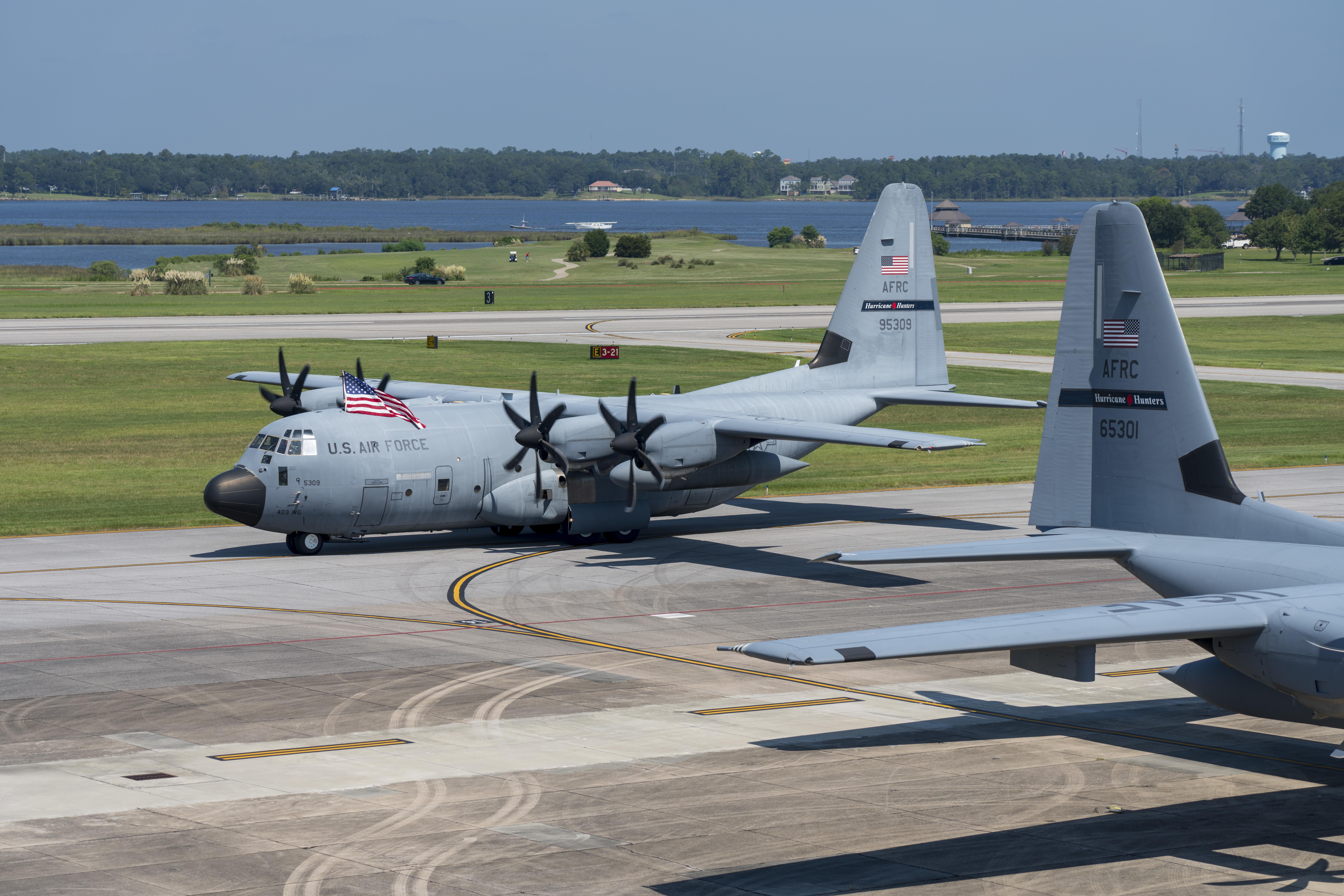 Hurricane Hunters finish flying Dorian > U S  Air Force