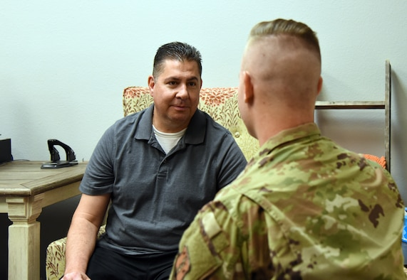 161st ARW welcomes new Sexual Assault Response Coordinator