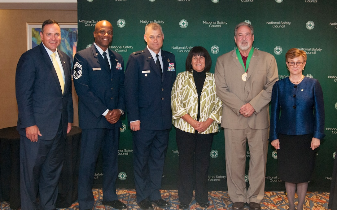 2019 NSC Distinguished Service to Safety Award