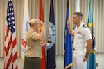 DLA Distribution San Joaquin's Randleman promoted to lieutenant