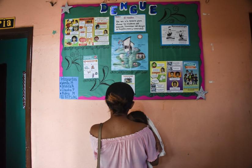JTFB provides ammunition to fight deadly virus in Honduras