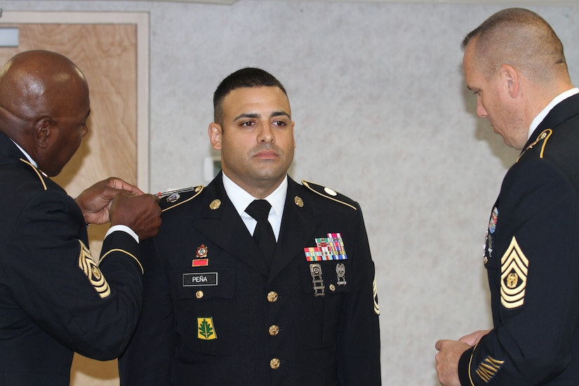 Ammunition Instructor Wins 94th Training Division's Best Warrior Competition